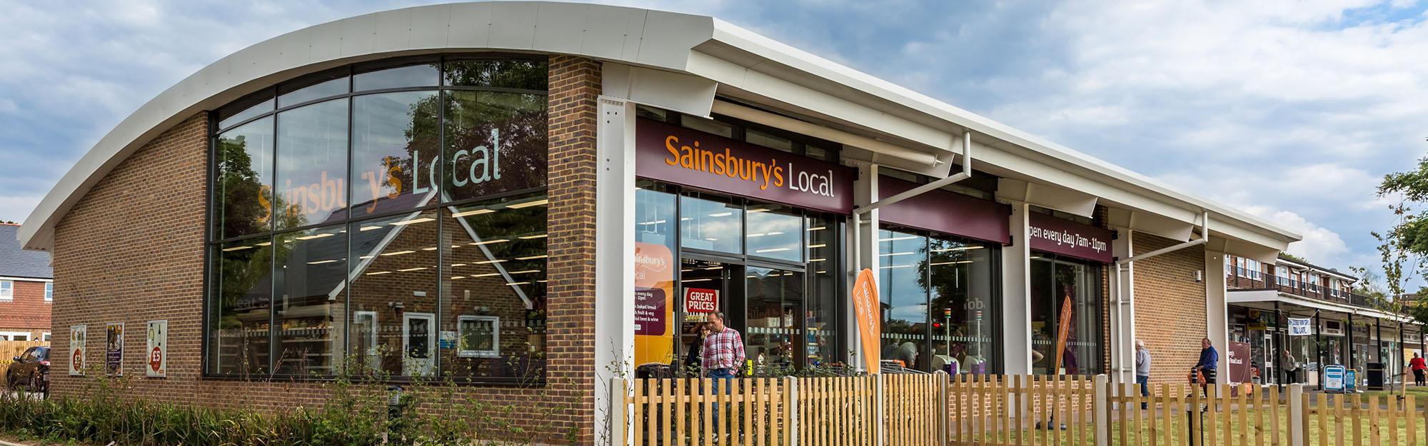 Sainsbury Loose Road